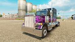 Peterbilt 379 [purple] for Euro Truck Simulator 2