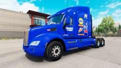 NAPA Hendrick skin for the truck Peterbilt