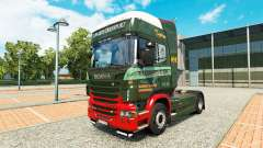 Edwards Transport skin for Scania truck
