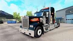 Skin USA truck Kenworth W900