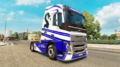 Griffin skin for Volvo truck for Euro Truck Simulator 2