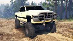 Dodge Ram Ext. Cab 1996 for Spin Tires