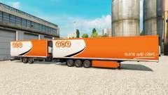 Semi-trailers Krone Gigaliner [TNT]