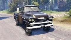 Chevrolet Apache 1959 v2.0