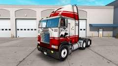 Skin Silver Eagle truck Freightliner FLB