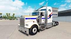 Skin Bicentennial v2.0 tractor truck Kenworth W9
