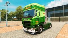 The S. J. Bargh skin for Scania truck
