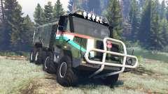 Tatra 163 Jamal 8x8 v4.0