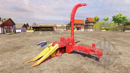 Pottinger Mex II Rotation for Farming Simulator 2013