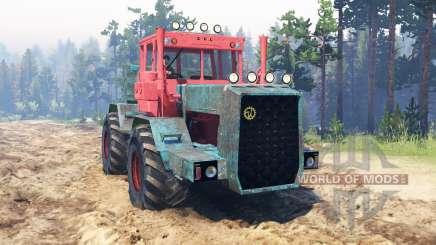 K-710 Kirovets for Spin Tires