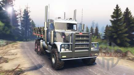 Peterbilt 379 for Spin Tires