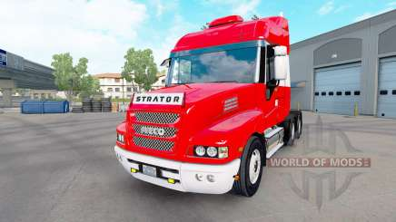 Iveco Strator 6x6 for American Truck Simulator