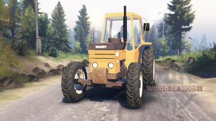 Valmet 602 for Spin Tires