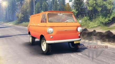 ZAZ-971Г v2.0 for Spin Tires