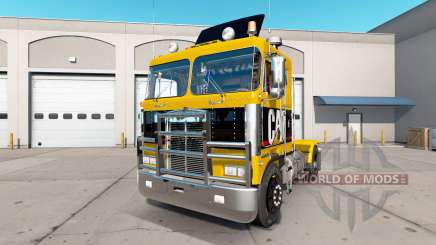 Kenworth K100 v3.0 for American Truck Simulator