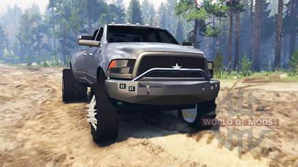 Dodge Ram 3500 Mall Crawler for Spin Tires