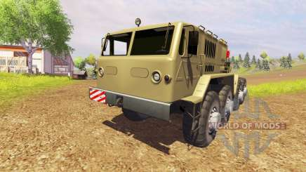 MAZ-537 for Farming Simulator 2013