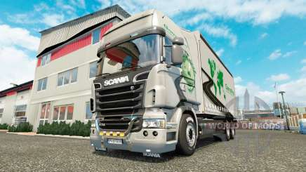 Scania R730 BDF for Euro Truck Simulator 2