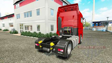 MAN TGA for Euro Truck Simulator 2
