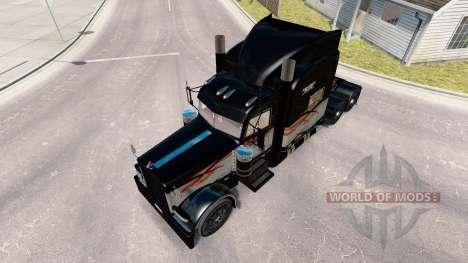 Skin Long Haul for the truck Peterbilt 389 for American Truck Simulator