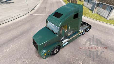 Skin Services for LDI tractor Volvo VNL 670 for American Truck Simulator