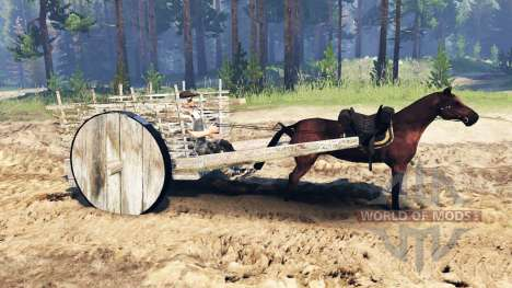 Wagon v2.0 for Spin Tires