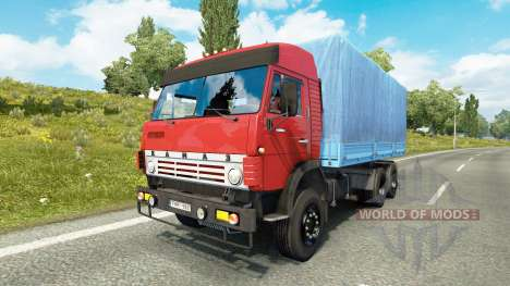 KamAZ-53212 for Euro Truck Simulator 2