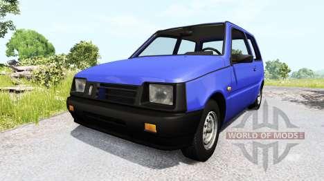 VAZ-1111 [remake] for BeamNG Drive