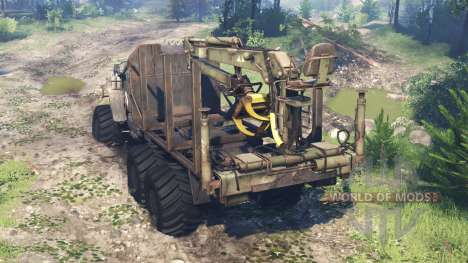 Ural-4320 [grizzly] v4.0 for Spin Tires