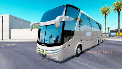 Marcopolo Paradiso G7 1600 LD for American Truck Simulator