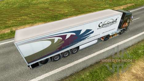 Semi-Trailer Krone for Euro Truck Simulator 2