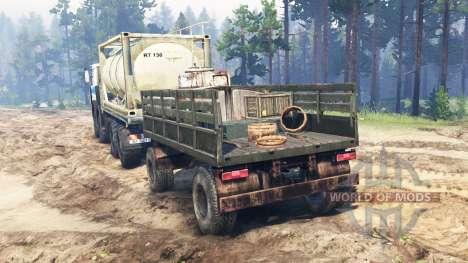 MZKT-7401 2004 v2.0 for Spin Tires
