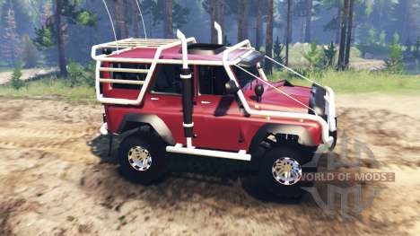UAZ-315195 [modified] for Spin Tires