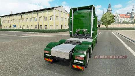 Scania T Longline v2.0 for Euro Truck Simulator 2