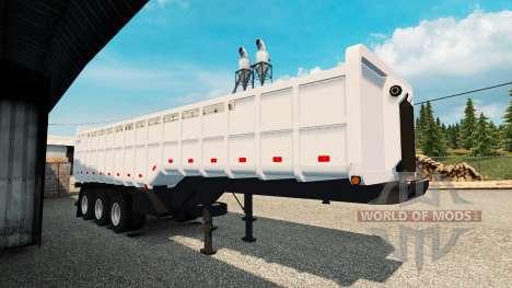 A semi-truck Noma for Euro Truck Simulator 2