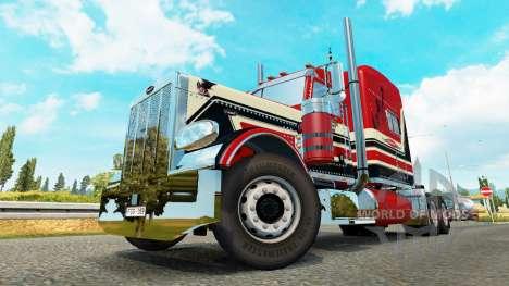 Peterbilt 389 v3.0 for Euro Truck Simulator 2