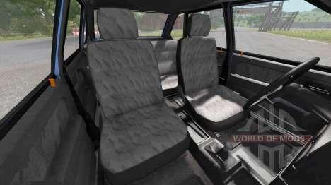 VAZ-2109 Sputnik for BeamNG Drive