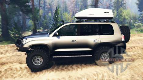 Toyota Land Cruiser 200 2008 v2.0 for Spin Tires