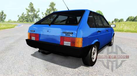 VAZ-2109 Sputnik for BeamNG Drive