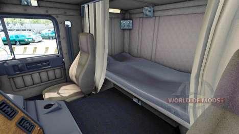 Freightliner FLB v2.1 for American Truck Simulator