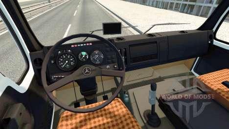 Mercedes-Benz 1632 for Euro Truck Simulator 2