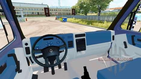 Volkswagen Titan for Euro Truck Simulator 2