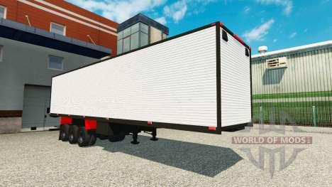 Brazilian trailer for Euro Truck Simulator 2