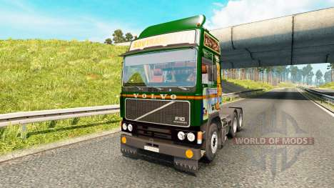 Volvo F10 [fix] for Euro Truck Simulator 2