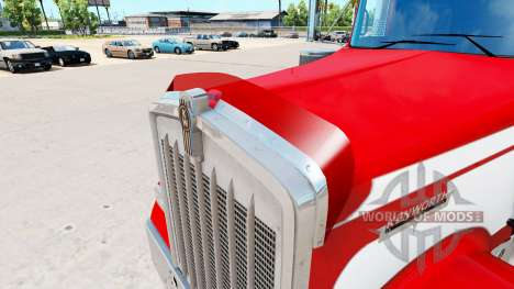 A collection of accessories for tractor Kenworth for American Truck Simulator