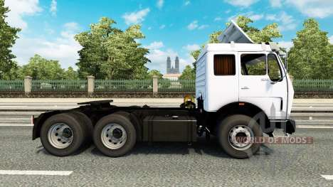Mercedes-Benz 1632 for Euro Truck Simulator 2