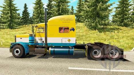 Peterbilt 389 [toll] for Euro Truck Simulator 2