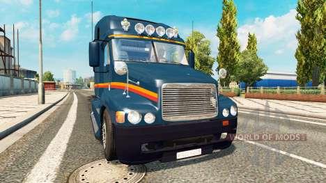 Freightliner Century Class v2.0 for Euro Truck Simulator 2