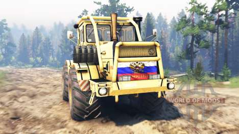 K-700A kirovec v2.2 for Spin Tires