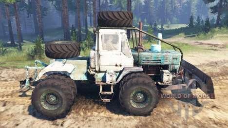 T-150K v2.0 for Spin Tires